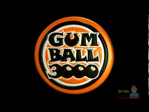 Gum Ball 3000 PS2 Gameplay (Climax Studios / SCI) (inc commentary)