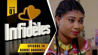INFIDELES - Saison 1 - Episode 14 : la bande annonce