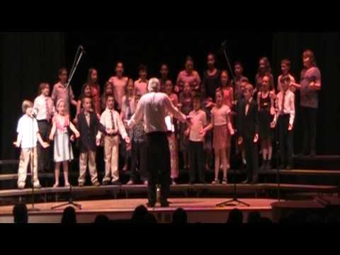 Baseball Fever - Bolton Central School Elementary Chorus
