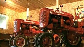 Heritage Tractors Preserve Oxford Farm History