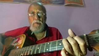 Tujhe dekha to ye jana sanam guitar chords by Parshuram sharma film ddlj