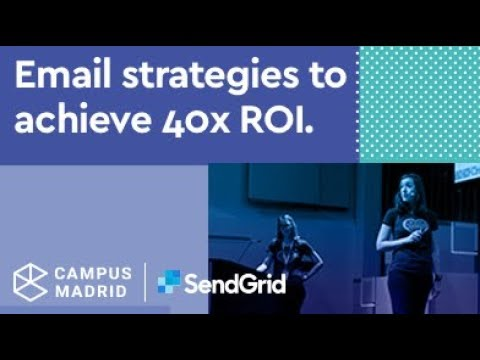 Campus Experts Summit: Email Strategies To Achieve 40x ROI