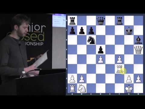Lecture with Grandmaster Bryan Smith (Analyze This!) - 2014.06.24