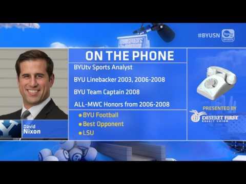 David Nixon on BYU FBL's Toughest Opponent in 2017