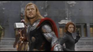 The Avengers Theme  Music Video