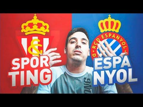 Sporting de Gijón vs Espanyol (1-1) | Vlog post partido