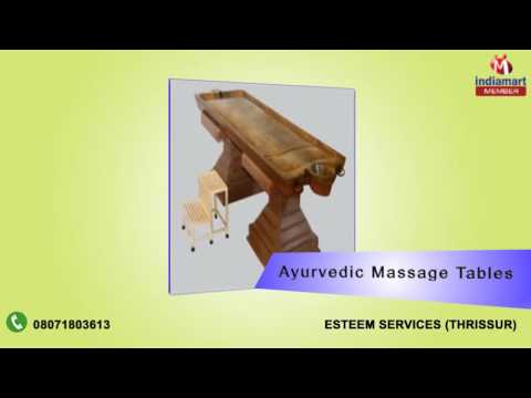 Ayurvedic Equipment By Esteem Services, Thrissur
