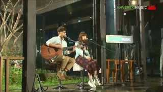 Gambar cover [PLAY IN CAFE] 악동뮤지션-Give Love+지하철에서(acoustic ver.)