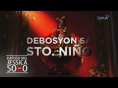 Kapuso Mo, Jessica Soho: Debosyon sa Sto. Niño