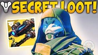 Destiny 2: EXO STRANGER REVEALED & GOLD LOOT! Exotics Explained, FWC Secrets & Rasputin Code
