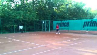 Егоров Иван и Брыксин Иван турнир по большому теннис
