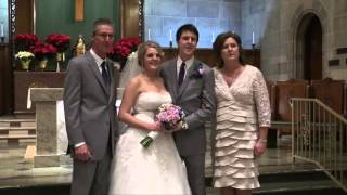 Cincinnati, Ohio Wedding Video, Covington KY Reception