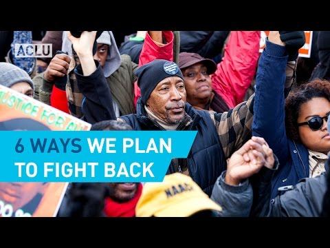 6 Ways We Plan To Fight Back