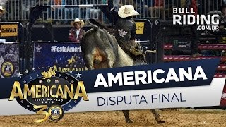 FINAL do Rodeio de Americana 2016 (PBR Brasil)