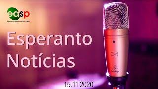 EASP Esperanto Noticias 15 11 2020