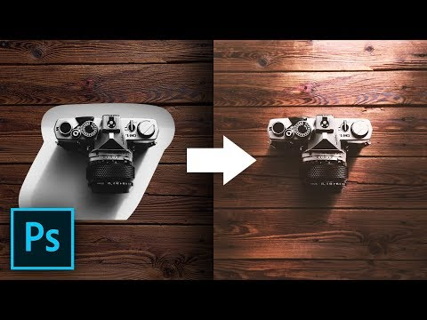 Cut Out Original Shadows Effortlessly In Photoshop!