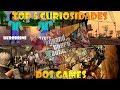 TOP 5 CURIOSIDADES DOS GAMES !!! 😁🚓