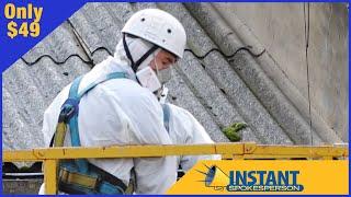 Asbestos Removal demo