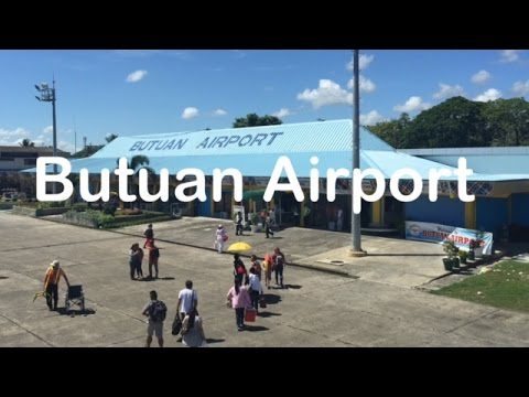 Butuan Airport Arrival Lounge City Mindanao Philippines By Hourphilippines