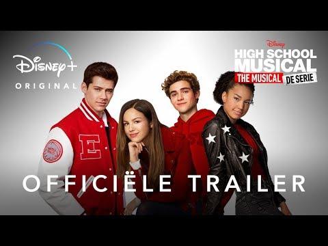 High School Musical: The Musical: De serie - Officiële Trailer - Disney+NL
