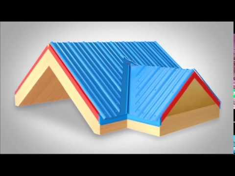 Valley Installation 1st Coast Metal Roofing Supply Youtube