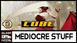 Vintage Cube - 4 COLOR MEDIOCRE STUFF (Draft #1 - Match 1)