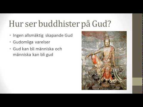 Vad är grejen med buddhism?