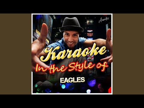 Desperado (In the Style of the Eagles) (Karaoke Version)