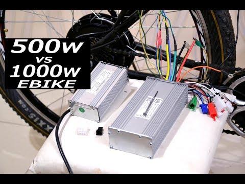 Как Подключить Контроллер к Велосипеду