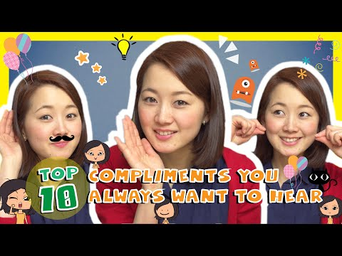 Top 10 Compliments You Always Want to Hear in Japanese (Việt Sub)