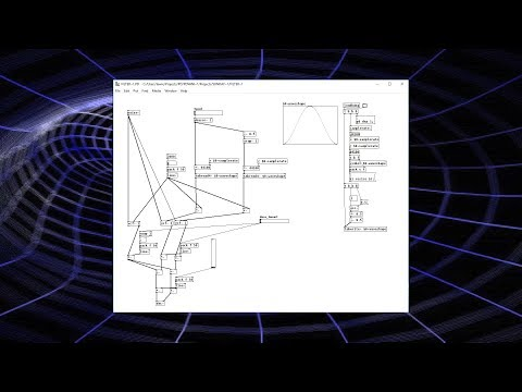 Sunday Night Synthesis S03E04 - Filtered Noise & Wave Sounds in Pure Data