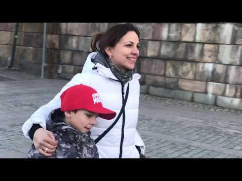 Видео: Хоккей России исполняет мечты. Таймураз Галазов