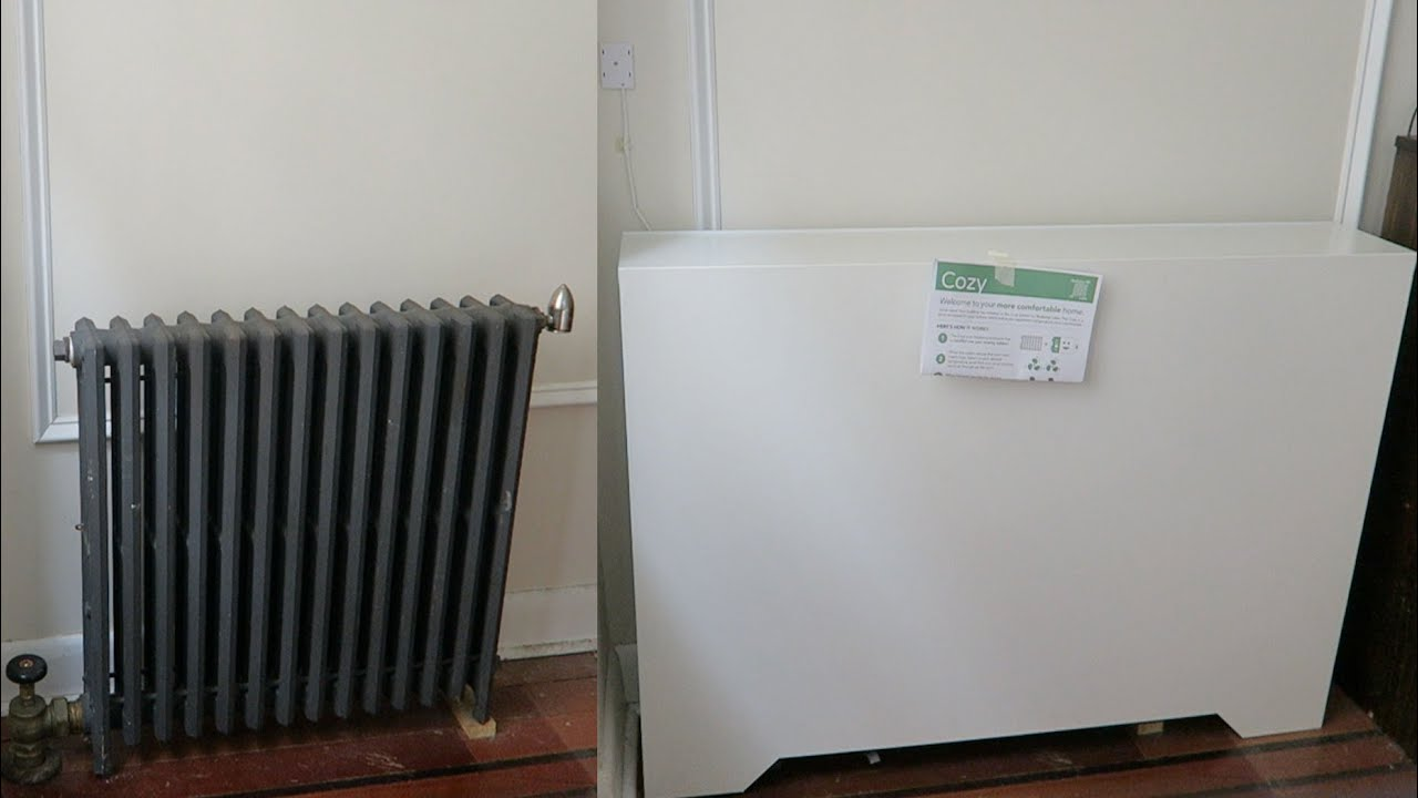 Cozy Smart Radiator Covers Becky Stern