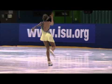 4 Karina RUTLAUKA (LAT) - ISU JGP Tallinn Cup 2011 Junior Ladies Free Skating