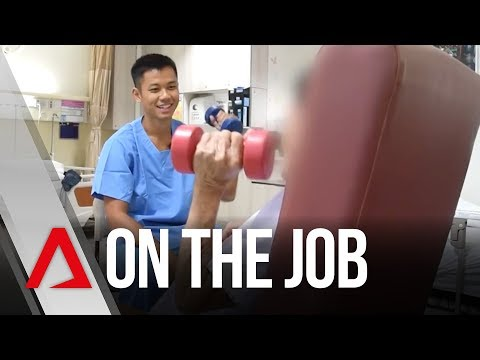 On the Job: Geriatric Nurse