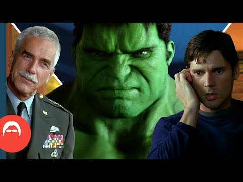 In Defense of Ang Lee's HULK 2003