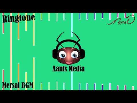 Mersal BGM | Ringtone | BGM