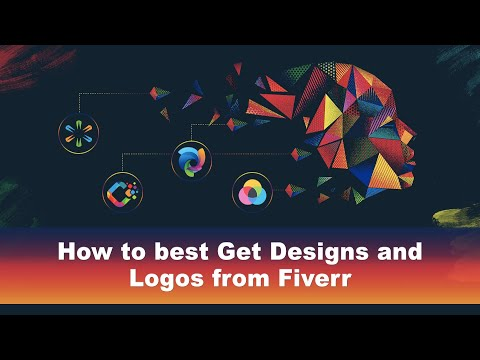 How to best Get Designs and Logos from Fiverr