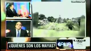 MINISTRO DE CULTURA Y DEPORTES CARLOS BATZIN EN ENTREVISTA CNN 1/4