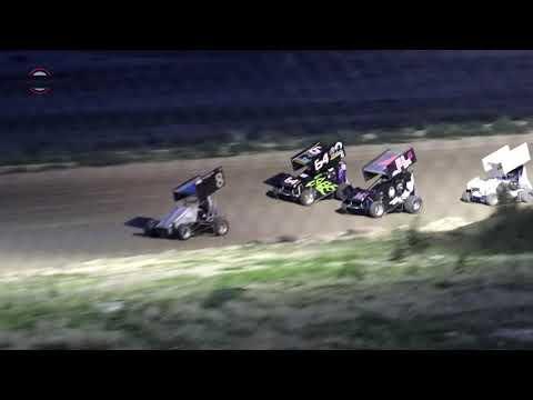Wild Bill's Raceway Mini Sprint Main Event 7/12/19