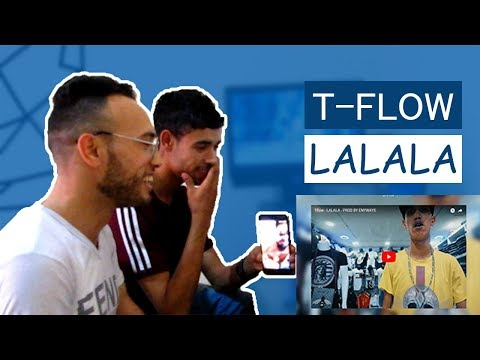 Tflow   LALALA   PROD BY ENYWAYS   REACTION