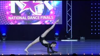 1st Overall Senior Solo-Fame-Molly Peterson (18)-Lyrical Solo 2015-KAR Nationals