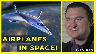 Book Your Next Flight to SPACE!: The Virgin Galactic; Are Birds Products of Evolution? | CTS E15