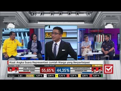 Klaim Kemenangan Prabowo & Masa Depan Demokrasi di Mata Pengamat