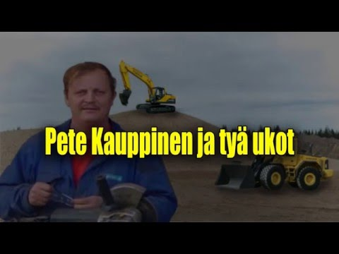 Pete Kauppinen ja tyä ukot - Trailer