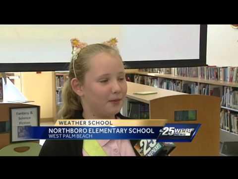 Cris' Weather School: Northboro Elementary School