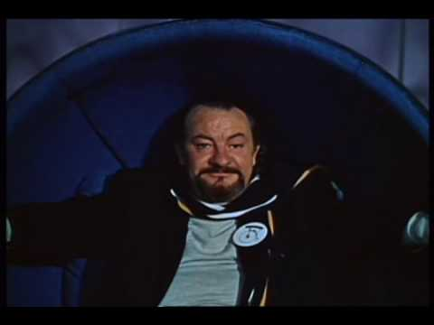 The Prisoner 1967 Best Intro Excerpt - Leo McKern