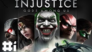 ����������� injustice gods among us ������ &  ������� ������