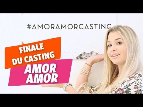 ✿ Marie à la finale du Casting Amor Amor Saison 2 ✿