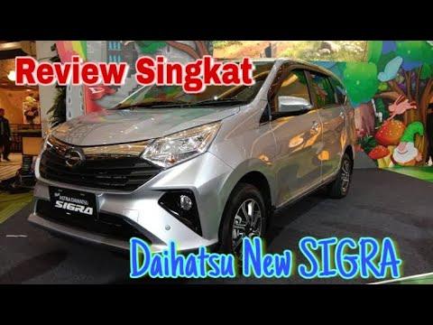 Review Singkat ASTRA DAIHATSU New SIGRA